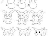 Easy Drawings Pikachu How to Draw Pikachu Step by Step Art Drawing Pages In 2019