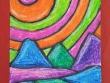 Easy Drawings Using Oil Pastels 100 Best Oil Pastel Ideas Images Art Education Lessons Art for