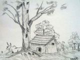Easy Drawings Using Pencil 83 Best Nature Pencil Sketches Images Painting Art Paintings