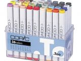 Easy Drawings with Copic Markers Copic 36 Set Of Colours the original Copic Marker 36 Set