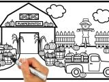 Easy Fall Pictures to Draw Visit Rainbowplayhouse Com to Print This Coloring Page How