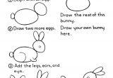 Easy How to Draw A Bunny Draw A Bunny Dessin Etape Par Etape Cat Drawing Tutorial