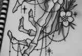 Easy How to Draw A Skeleton Pin On Tattoo Ideas