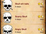 Easy How to Draw A Skull Draw and Paint Tattoo Skulls by Vladislav Burevoy