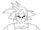 Easy How to Draw Goku Drawing Simple Ideas How to Draw Goku 14 Steps with Wikihow