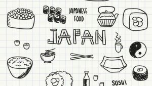 Easy Japan Drawings Japanese Food Tumblr Cerca Con Google Chalkboard Art