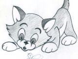 Easy Nature Drawings for Beginners Learn How to Draw Cartoon Kitten Quick Simple Easy and Very Cute