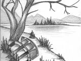 Easy Nature Drawings for Beginners Nature Sketch for Kids at Paintingvalley Com Explore Collection Of