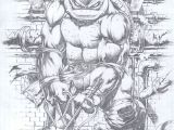 Easy Ninja Turtle Drawing Raphael by Emilcabaltierra On Deviantart Ninja Turtles Art