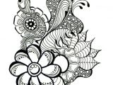 Easy Pictures to Draw with Sharpies Doodle Art Floral Drawing Doodleaddicted Com