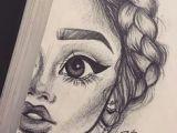 Easy Sad Girl Drawing Pin by Kamila Lehka On Kresby Art Sketches Pencil
