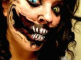 Easy Scary Halloween Drawings 94 Best Scary Halloween Face Paint Images Scary Halloween