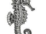Easy Seahorse Drawing 19 Best Seahorse Drawings Images Seahorse Drawing