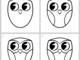 Easy Simple Owl Drawing Pin by Bobbi Napier On Kids Boredom Busters Drawings