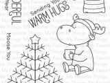 Easy Things to Draw for Christmas My Favorite Things Merry Christmoose Www Papercrafts Ch