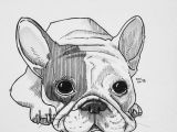 Easy to Draw Cartoon Dog I Challenged Myself to Draw 30 Dogs In 30 Days Bulldog