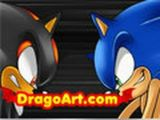 Easy to Draw Nintendo Characters How to Draw sonic and Shadow Video Game Characters Pop