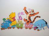 Easy to Draw Winnie the Pooh Wandgestaltung Mit Winnie Puuh Und Seinen Freunden Disney