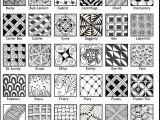 Easy Zentangle Drawings Pin by Mallory Gilley On Zenspirations Pinterest Zentangle