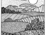 Easy Zentangle Drawings totally Easy Zentangle Creation Inspiration Pinterest