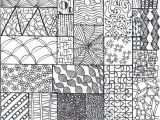Easy Zentangle Drawings Zentangle Sampler Art Zentangle Patterns Drawings Doodle Art