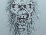 Eddie Iron Maiden Easy Drawing Pin by Borni Matata On Tato Pinterest
