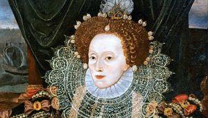 Elizabeth 1 Easy Drawing Queen Elizabeth I England S Virgin Queen