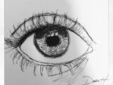 Eye and Eyebrow Drawing Easy Ink Pen Sketch Eye Portrait Zeichnen Minimalistische