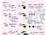Eye Drawing Tutorial Tumblr Pictures Of Eye Drawing Tutorial Tumblr Kidskunst Info