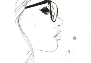 Eyeglasses Drawing Simple Beauty Simple Drawing Pencil Girl Glasses Eyeglasses