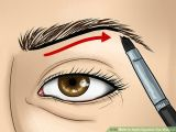 Eyes Drawing Learning How to Apply Egyptian Eye Makeup with Pictures Wikihow