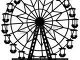 Ferris Wheel Drawing Easy 11 Best Ferris Wheel Birthday Party Images Ferris Wheel