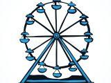 Ferris Wheel Drawing Easy Ferris Wheel Hand Drawn Stock Illustrations 168 Ferris