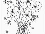 Flowers Drawing for Colouring A New Good Coloring Beautiful Children Colouring 0d Archives Con