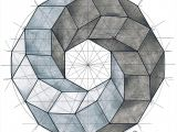 Flowers Geometric Drawing Pin by Foster Ginger On Art Optical Illusions Impossible Figures