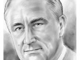 Franklin D Roosevelt Cartoon Drawing Fdr by Gregchapin On Deviantart Artist Greg Joens U S Presidents
