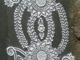 Free Hand Drawing Flowers Rangoli 143 Best Hand Tec Images Beautiful Rangoli Designs Flower Rangoli