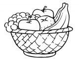 Fruit Basket Drawing Easy Step by Step Drawing for Children Fruits Contoh soal Dan Materi Pelajaran 1