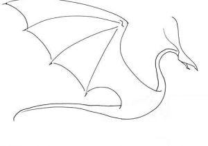 Full Body Dragon Drawing Easy How to Draw Lessons Easy Dragon Drawings Dragon Head
