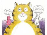 Funny Drawing Of A Cat Cat Gifts for Women Psychology Psychology Gifts Cat Poster Gato