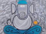Ganpati Bappa Easy Drawing form Of Ganesha In 2019 Durga Painting Ganesha Drawing