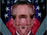 George W Bush Drawing Easy the Madness Of George W Bush A Reflection Of Our Collective