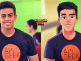 Get A Cartoon Drawing Of Yourself Draw You In Disney Cartoon Style by Imamdwt