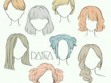 Girl Back Drawing Drawing Hairstyle Collection Hair Drawing Girls
