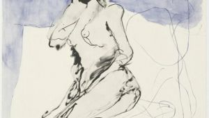 Girl Drawing 2014 Tracey Emin 2014 Illustration Pinterest Tracey Emin Art and