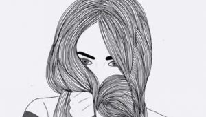 Girl Drawing Tumblr Wallpaper 18 New Tumblr Girl Coloring Pages Coloring Page