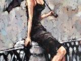 Girl In Rain Drawing Pin by Mjenjaa Ica Zamet On Collection Umbrella Art