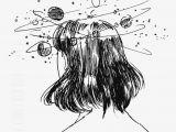 Girl Sad Drawing Pin On Liv