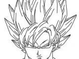 Goku Super Saiyan 3 Drawing Easy 25 Best Goku Drawing Images Drawings Dragon Ball Gt Manga Anime
