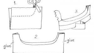 Gondola Drawing Easy How to Make A Paper Gondola Thinking Day Bastelideen Und